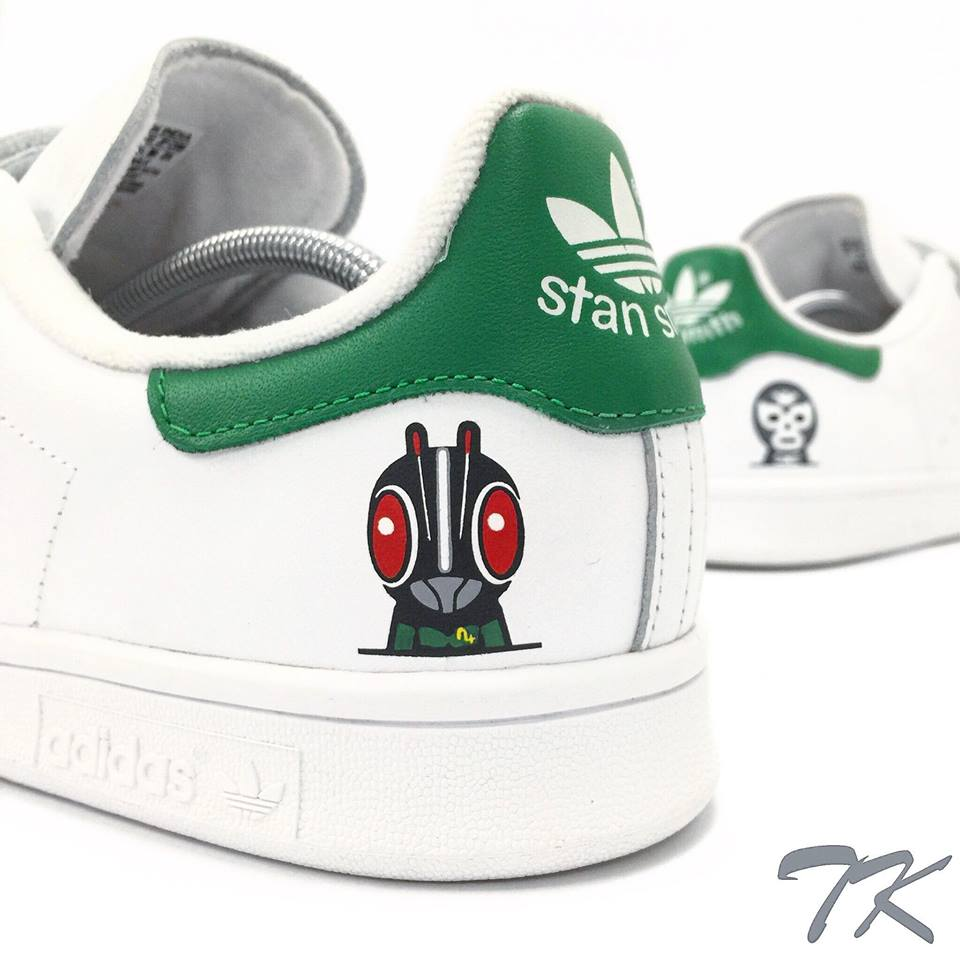 Adidas Originals Stan Smith KAMEN RIDER