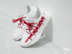 "Adidas Yeezy 350 ""SUPREME x LV"""