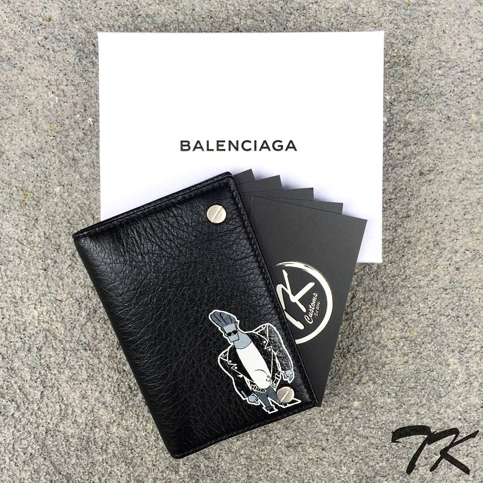 "Balenciaga ""JOHNNY BRAVO"""
