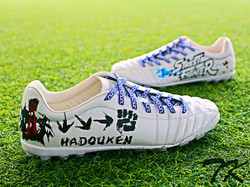 "恒卿 Soccer Cleats ""STREET FIGHTER"""