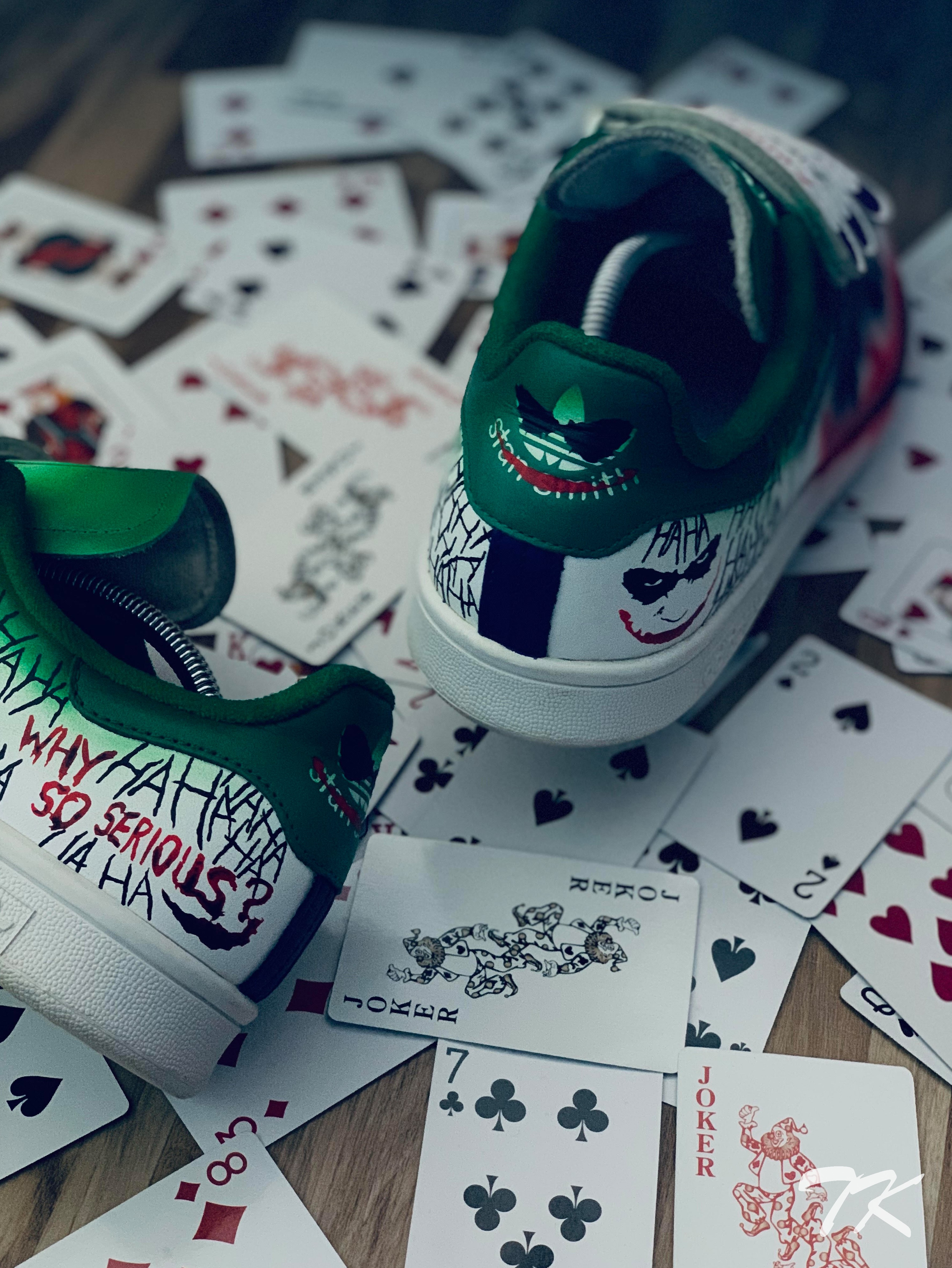 "Adidas Stan Smith ""JOKER"""