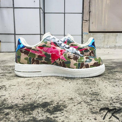 Nike Air Force 1 x BAPE