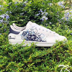 "Adidas Originals Stan Smith ""FLORAL"""
