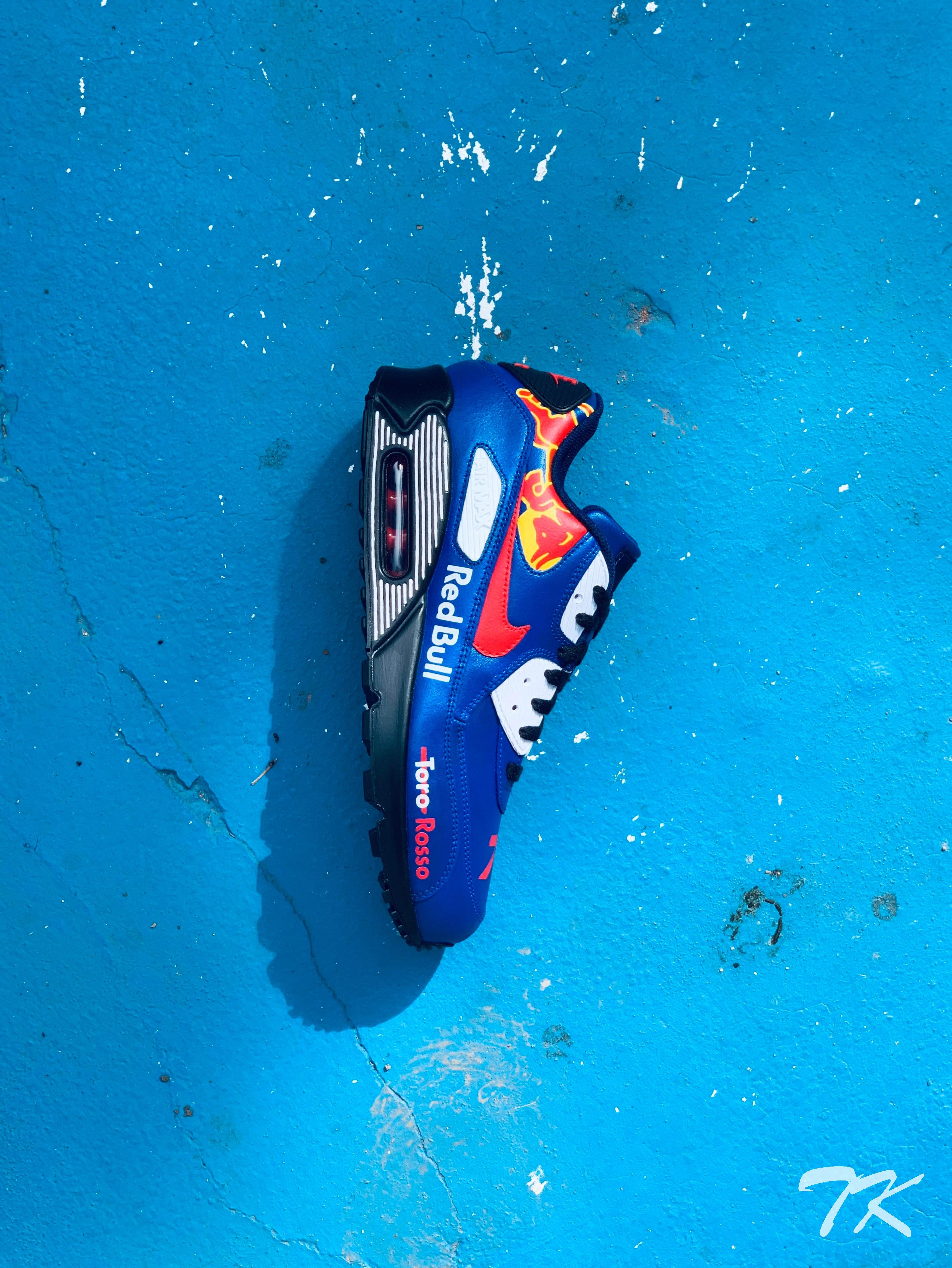 """Nike Air Max 90 F1 """"SCUDERIA TORO ROSSO"""""""
