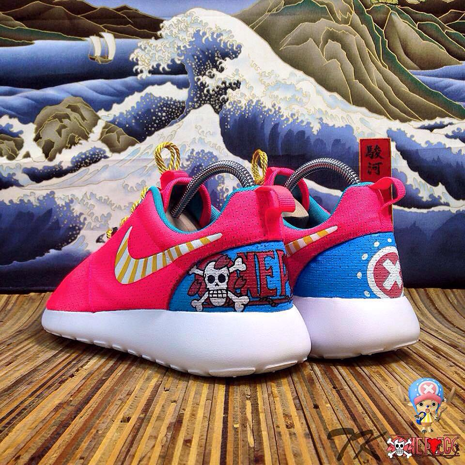 "Nike Roshe One ""TONY TONY CHOPPER"""