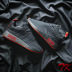 """Adidas NMD Bred """"BLACKOUT"""""""