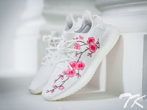 "Adidas Yeezy Boost 350 V2 ""Pink Cherry Blossom"""