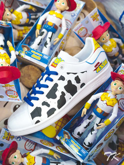 "Adidas Stan Smith ""TOY STORY"""
