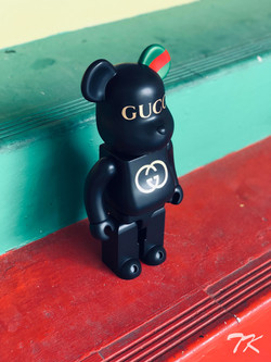 "Bearbrick 400% ""GUCCI"""