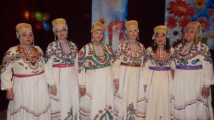 Фольклорная группа Сударушка