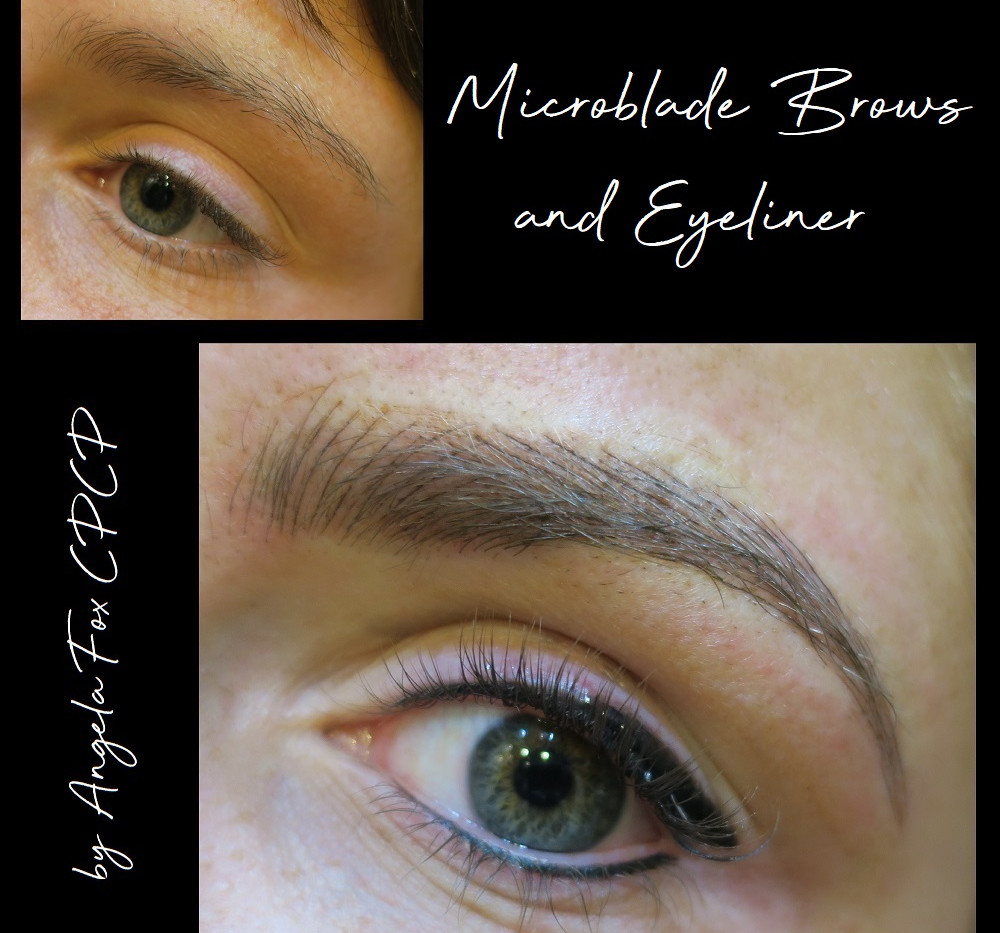 permanent makeup eyebrows tattoo seattle
