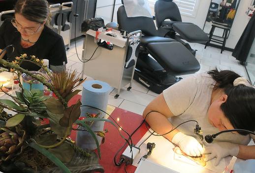 Permanent tattoo makeup school houston s