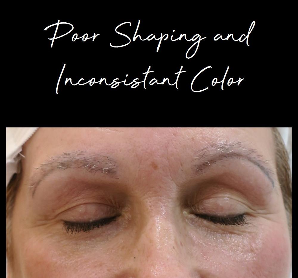 permanent cosmetic brow tattoo training