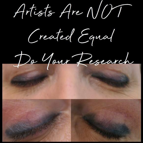 eyeliner tattoo training class houston.j