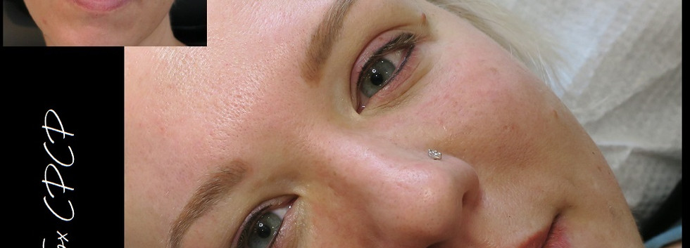 natural looking tattoo eyebrows houston.