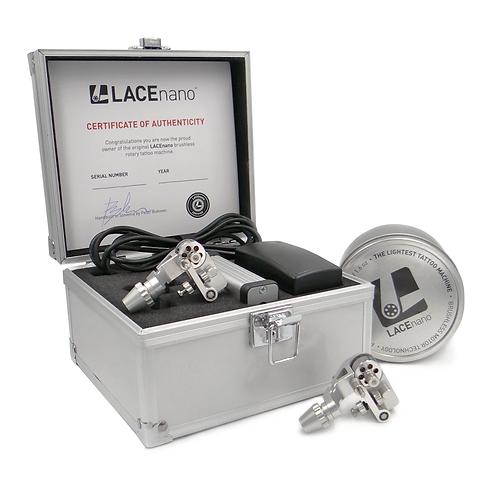 ProKit LACEnano Box-2 Silver Machines, Power  Supply, Power Cable, Flight Case