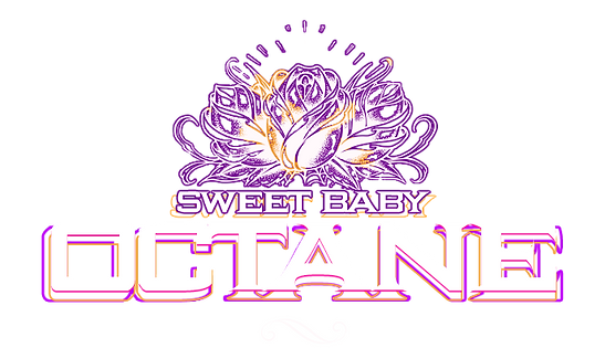 sweet baby octne tattoo shop logo