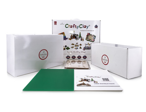 GCS01 Premium Clay Set