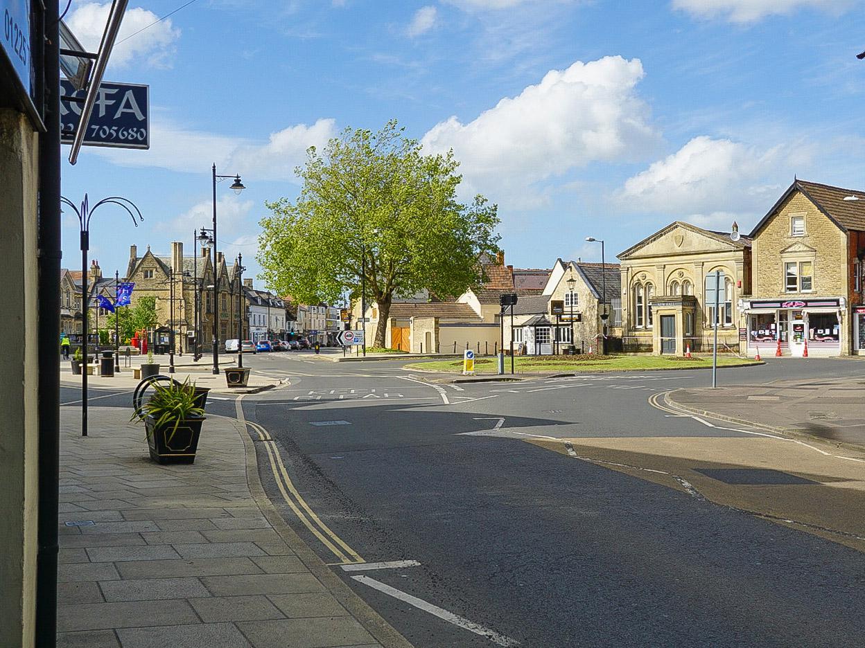 20200522 Melksham Market Place
