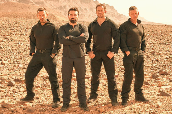 SAS: Who Dares Wins, Season 3