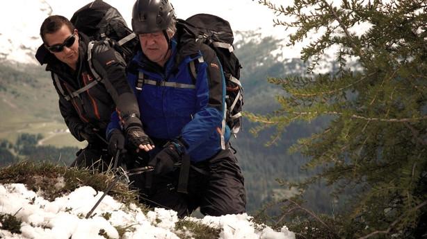 Bear Grylls Wild Weekend with Stephen Fry