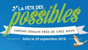 Fête des possibles - 29 septembre