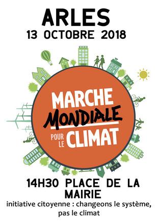 Marche pour le climat - 13 octobre