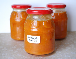 Atelier coulis de tomates