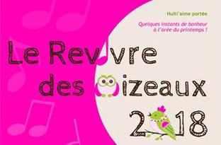 Revivre des Oizeaux - 2 mars