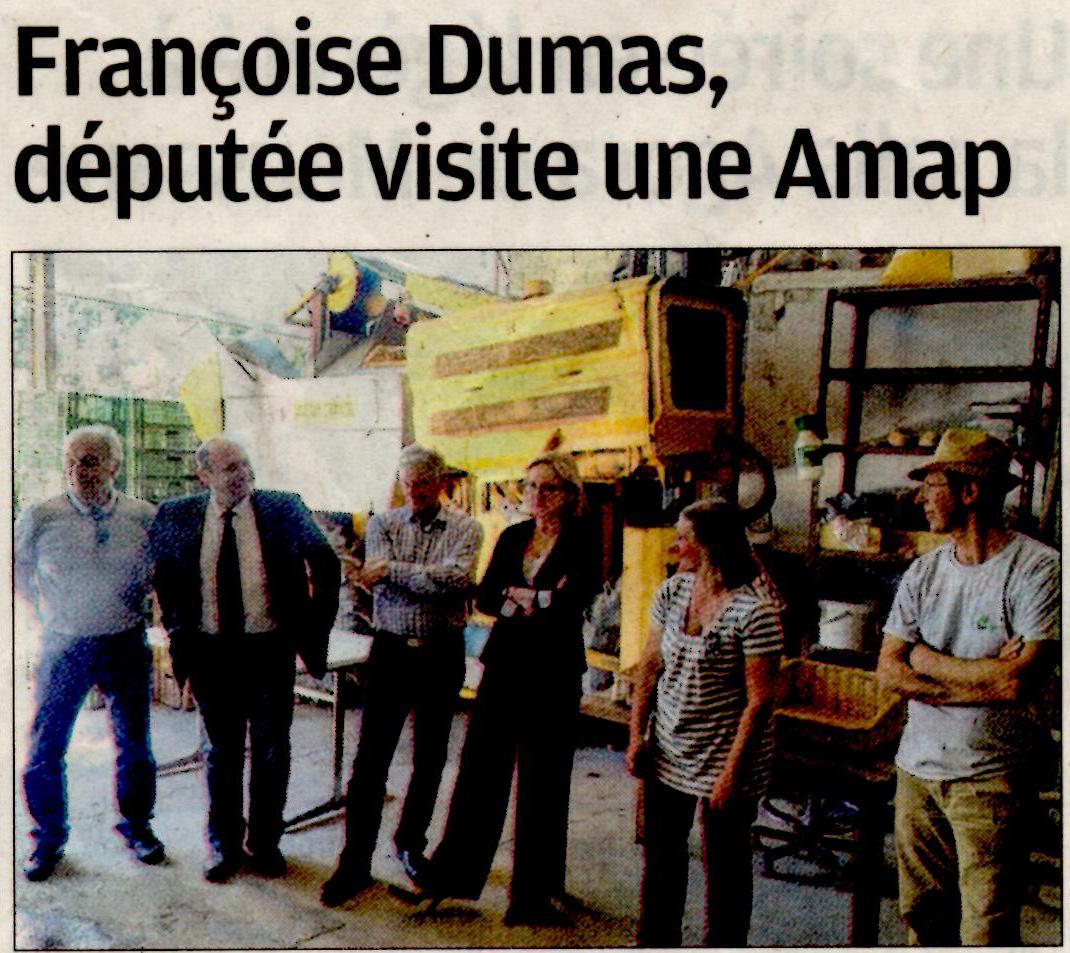 La Provence, mai 2013