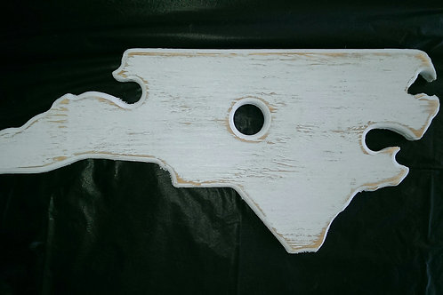 Wine Glass Holder - NC - White