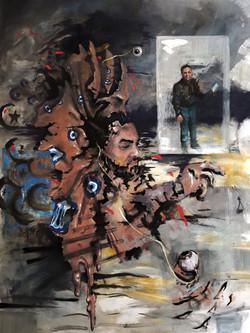 untitled 2017 (Depersonalization-Dereali