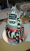 Celebration cakes made to order