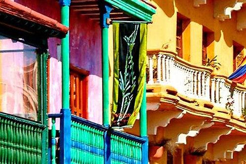 Cartagena Architecture Tour