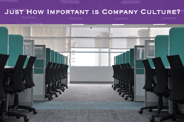 Just How Important is Company Culture