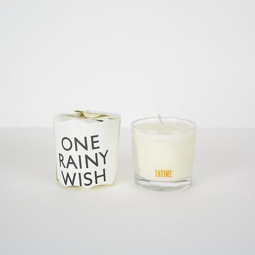 Tatine Tisane Collection Candle - One Rainy Wish