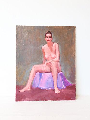 Nude Portrait #1