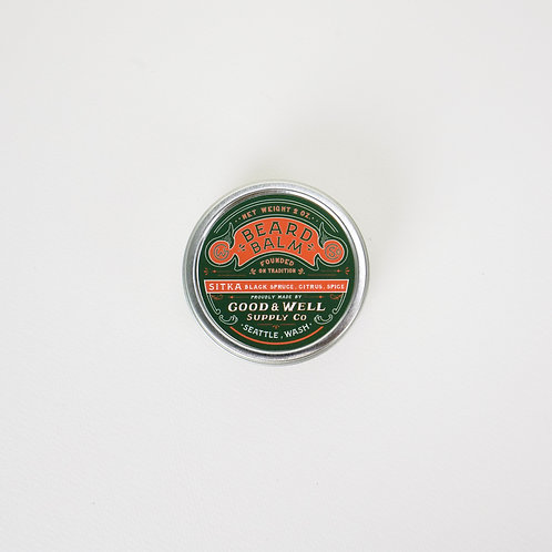 Good & Well Supply Co. Beard Balm