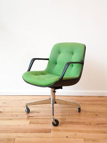 Vintage Steelcase Rolling Swivel Desk Chair