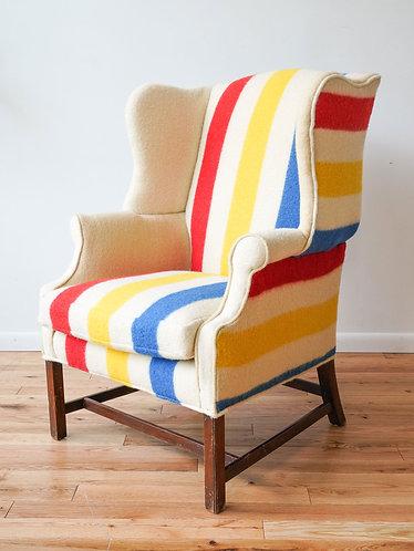 Hudson Bay Wingback Chair