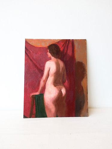 Small Nude Portrait