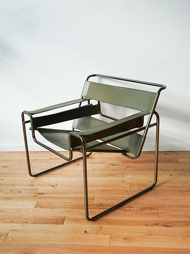 Marcel Breuer style Wassily Chair