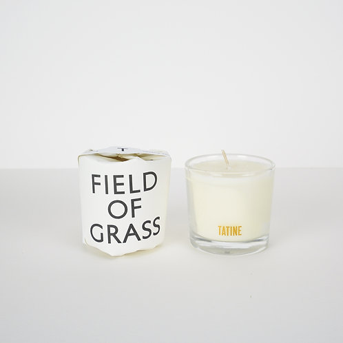 Tatine Tisane Collection Candle - Field of Grass