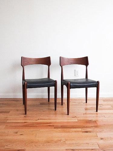 Bernhard Pedersen Chairs