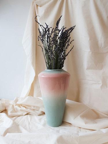 1980s Nora Fenton Ombré Vase