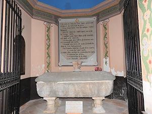 Miremont Saint Eutrope sarcophage Honor