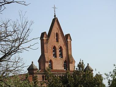 Gaillac Toulza Eglise Saint Etienne Cloc