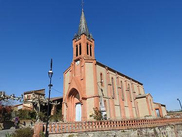 Mauressac Eglise Saint Barthélémy (4).JP