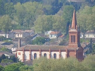 Auterive Eglise sainte Marie Madeleine (
