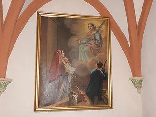 Miremont Saint Eutrope Tableau Sainte Pe